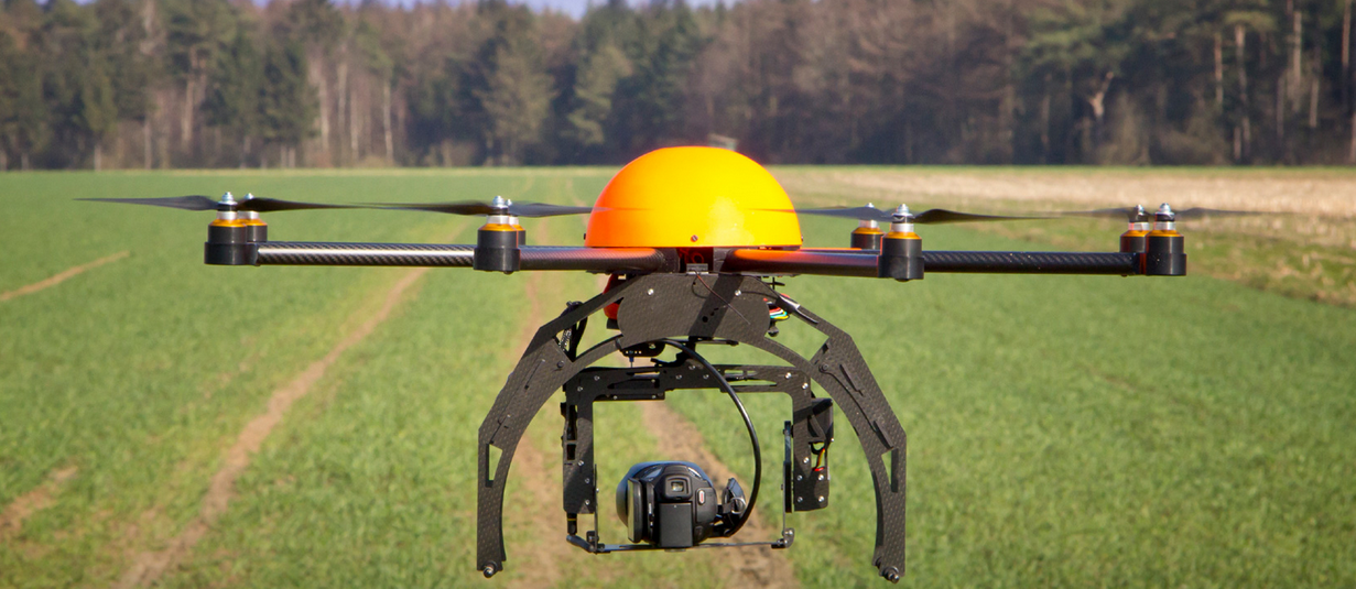 From the Editors: A trend that's flying high…drones