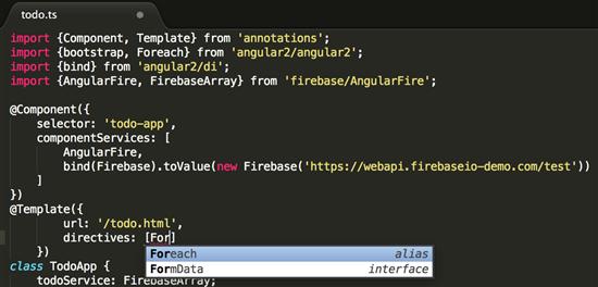 Google, Microsoft to combine TypeScript and AtScript in