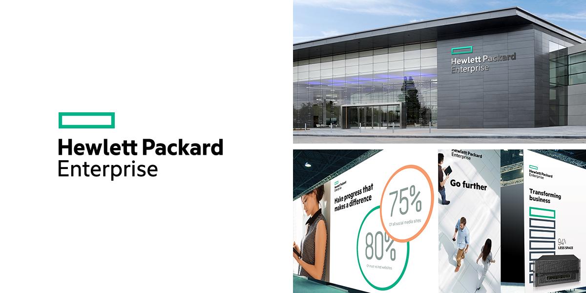 Hp Introduces New Hewlett Packard Enterprise Branding Sd Times