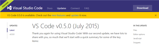 0713.sdt-news-visualstudio