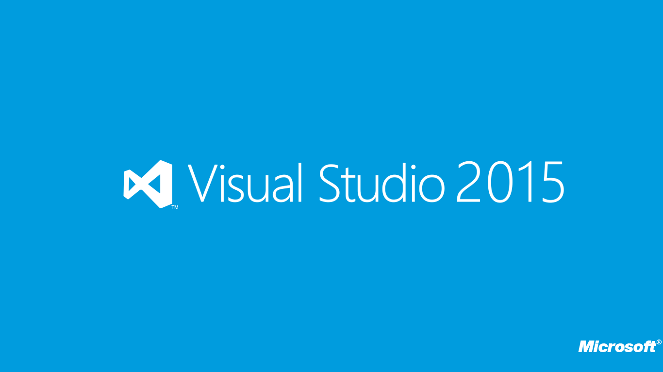 Microsoft Releases Visual Studio 2015