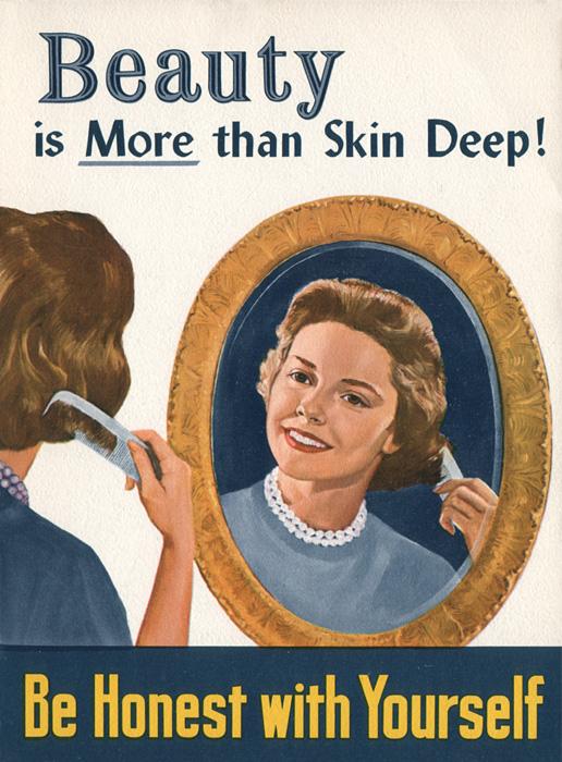 beauty is skin deep essay