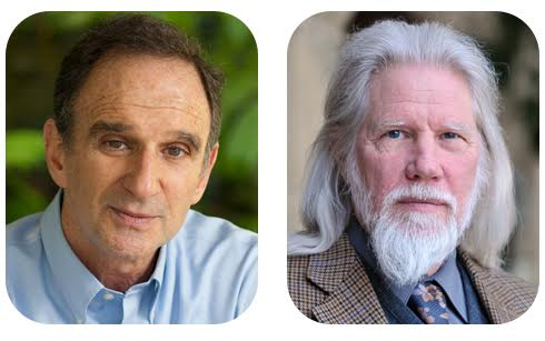 Martin Hellman and Whitfield Diffie