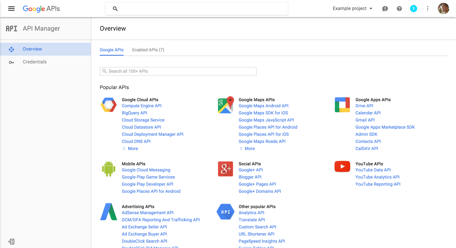 Google api console archives sd times - Google developper console ...