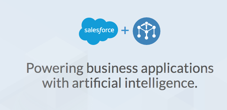 Salesforce acquires MetaMind, the Civil Infrastructure Project, and