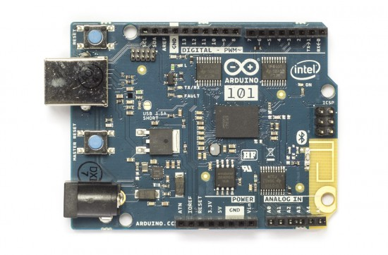 Intel releases Arduino 101 source code, free VPN integrated