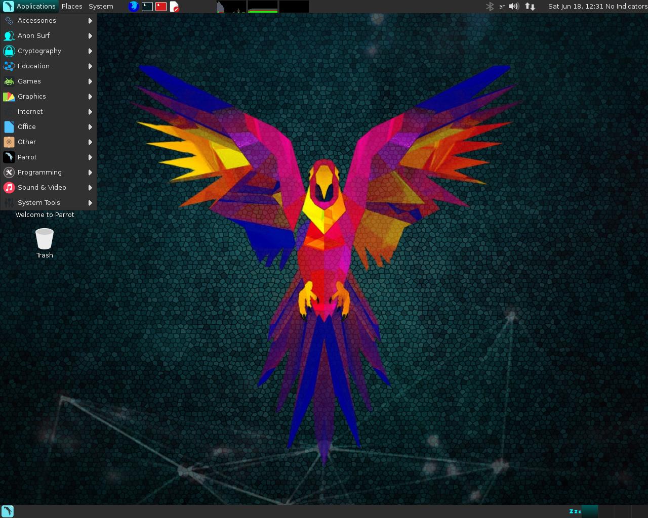 0109-sdt-linux-parrot