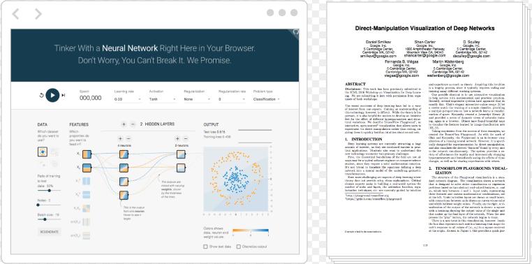 Distill machine learning journal