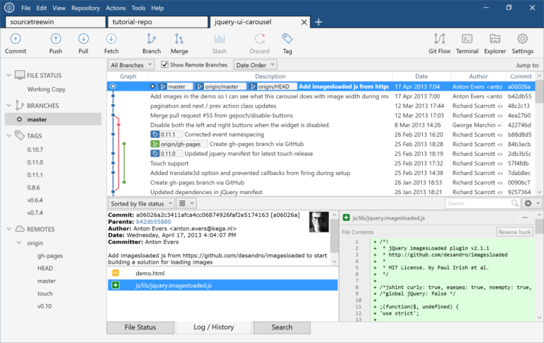 Atlassian Announces Sourcetree For Windows 2 0 Sd Times