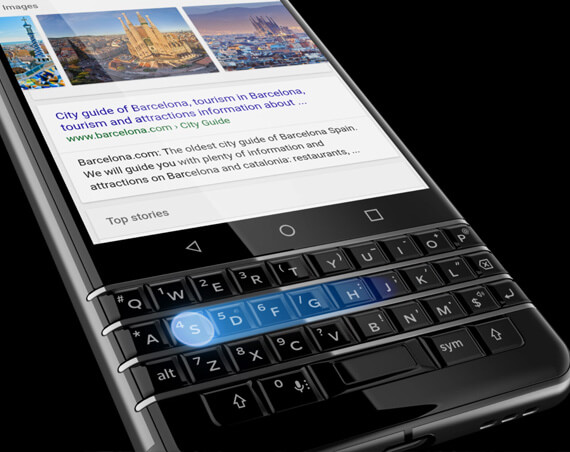 BlackBerry's KEYone, Yelp's GraphQL developer access, and