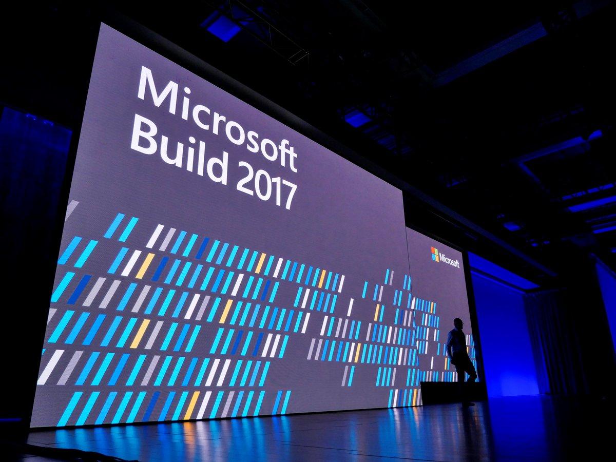 Microsoft Build puts focus on AI, data, cloud services