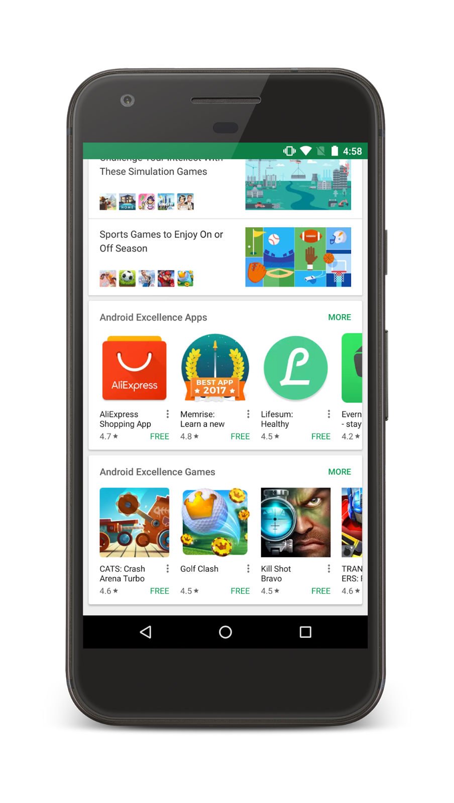 how to get google play app on android