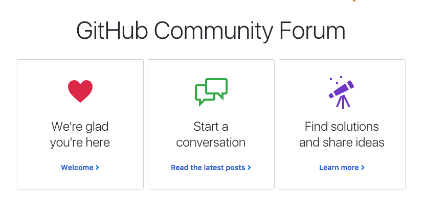 Github announces Community Forum and Marketplace Free Trial