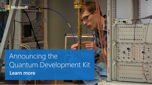 Microsoft releases free preview of its Quantum Development Kit