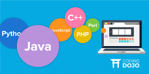 Coding Dojo: The top seven programming languages of 2018