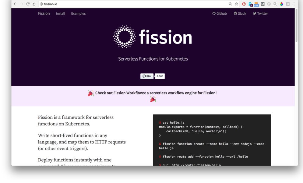 Dc5n united states software in english created at 2018 03 02 1803 built by platform 9 and other contributors in the kubernetes community last year fission is a open source function as a service faas serverless framework fandeluxe Choice Image