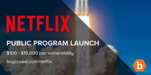 SD Times news digest: Netflix bug bounty program