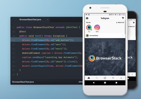 BrowserStack announces GA of automated testing solution App