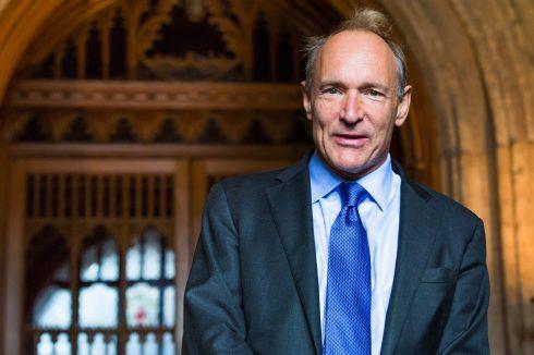 Tim Berners-Lee talks weaponization and big tech