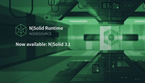 - nodesource 490x280 - New debugging, visualization and database tools in N|Solid 3.1