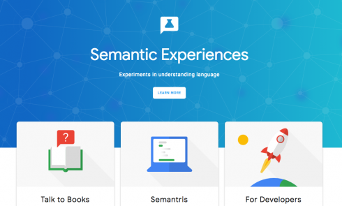 Google showcases advances in natural language understanding with
