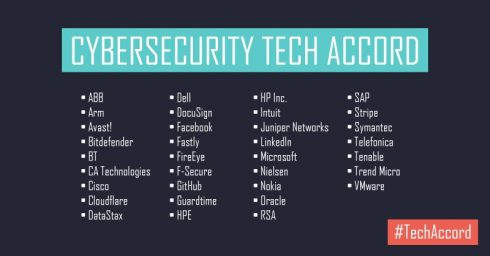 Top tech companies pledge to improve cybersecurity - SD Times