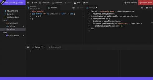 Mozilla's WebAssembly Studio enters beta - SD Times