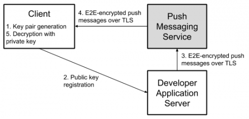 Google releases Project Capillary for end-to-end encryption of push