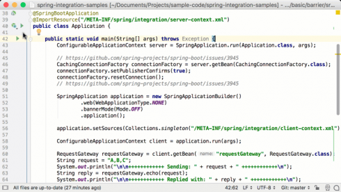 IntelliJ IDEA 2018 2 now available with Spring improvements - SD Times