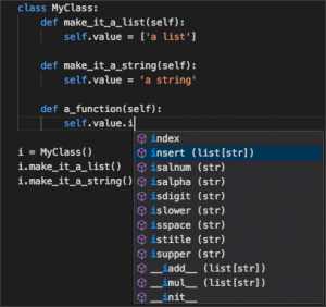 microsoft introduces the python language server in visual studio
