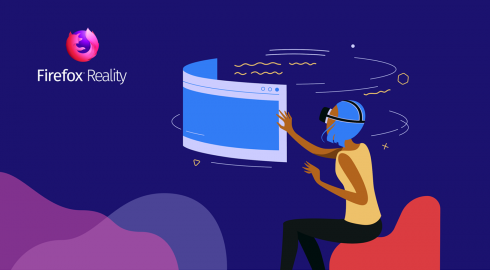 Mozilla releases the Firefox Reality VR and AR browser