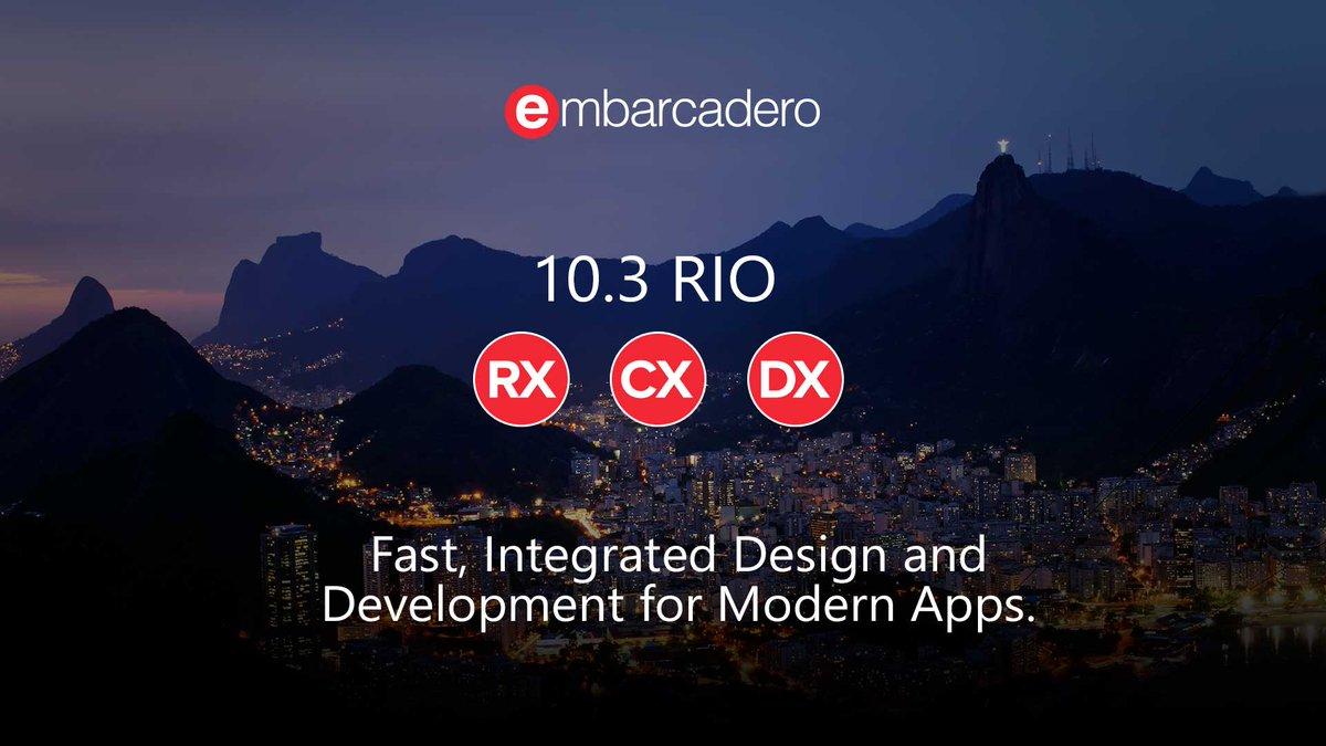 SD Times news digest: Embarcadero RAD Studio 10 3, Wear OS