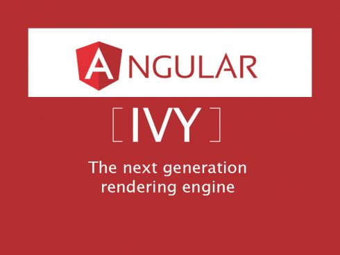 Angular lays out plan for 8 0 release featuring Ivy preview - SD Times
