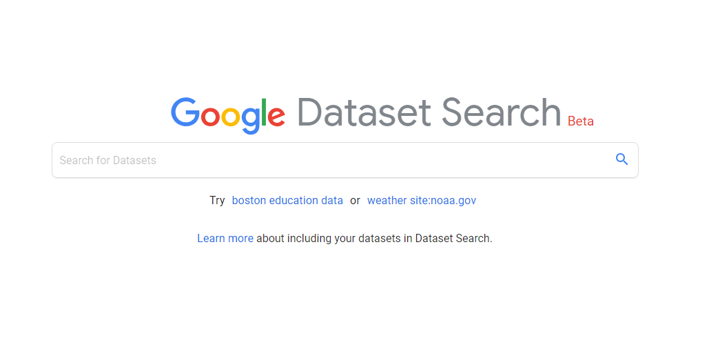 Google makes strides with promoting data openness - SD Times