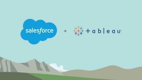 Salesforce to acquire data visualization company Tableau for