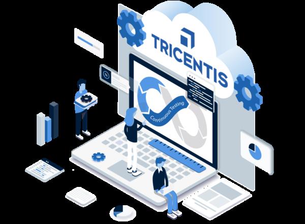Tricentis automation @ DevOps Speed