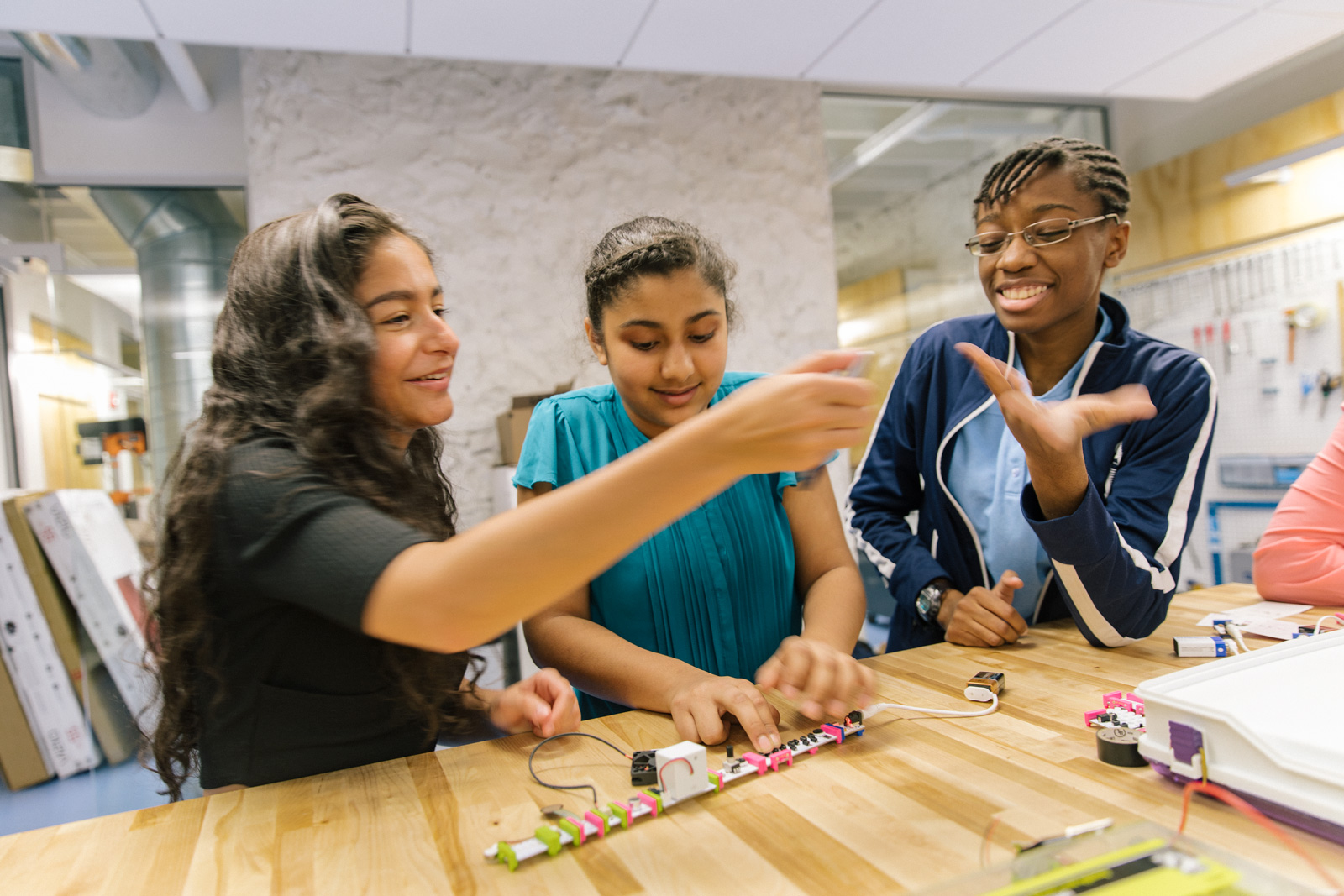 Girls Who Code receives IBM Open-Source Community Grant