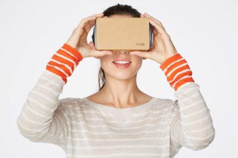 Google is Now Open Sourcing Cardboard