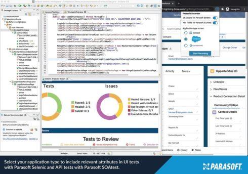 Parasoft enhances API and UI testing with 2020.2 release