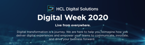 HCL Software addresses changing business needs at Digital Week