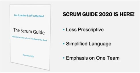 Scrum Guide updates: Back to its roots