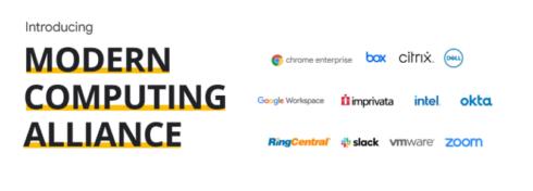 Google, Slack, Zoom, and others form Modern Computing Alliance