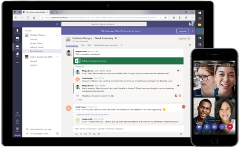 Microsoft Teams takes off as WFH becomes normal