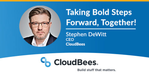 CloudBees appoints new CEO: Stephen DeWitt