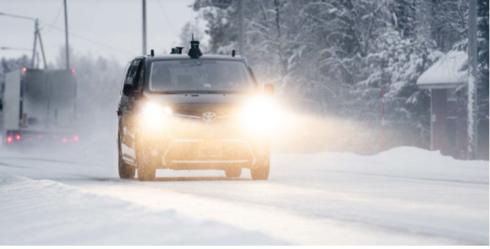 SD Times Blog: An all-weather, autonomous car