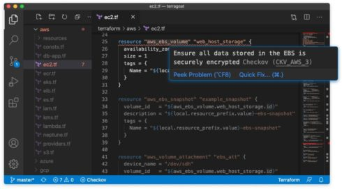 SD Times news digest: Bridgecrew's new VS Code extension, PyTorch 1.8 released, and Lightrun debugger