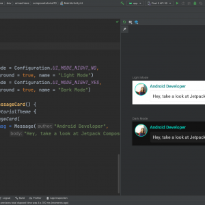 Compose Preview in Jetpack Compose 1.0