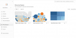 Screenshot of Personal Space, a new feature in Tableau 2021.3